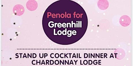 Penola for Greenhill Lodge tickets