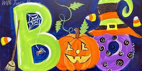 Kids Halloween Paint Sessions tickets