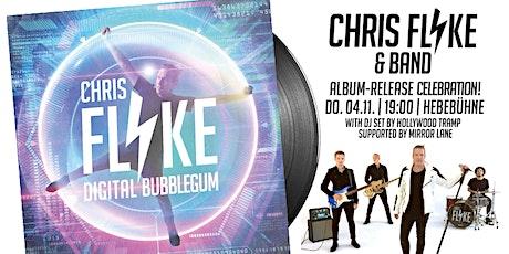 "Chris Flyke ""DIGITAL BUBBLEGUM"" - Album Release Celebration Tickets"