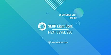 SERP Light Conf. entradas