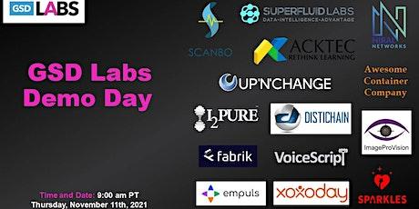GSD Labs - Demo Day Cohort 4 entradas