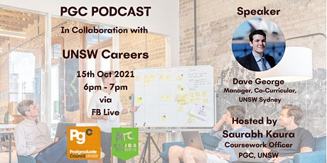 UNSW Employability Events Lined Up Ahead tickets