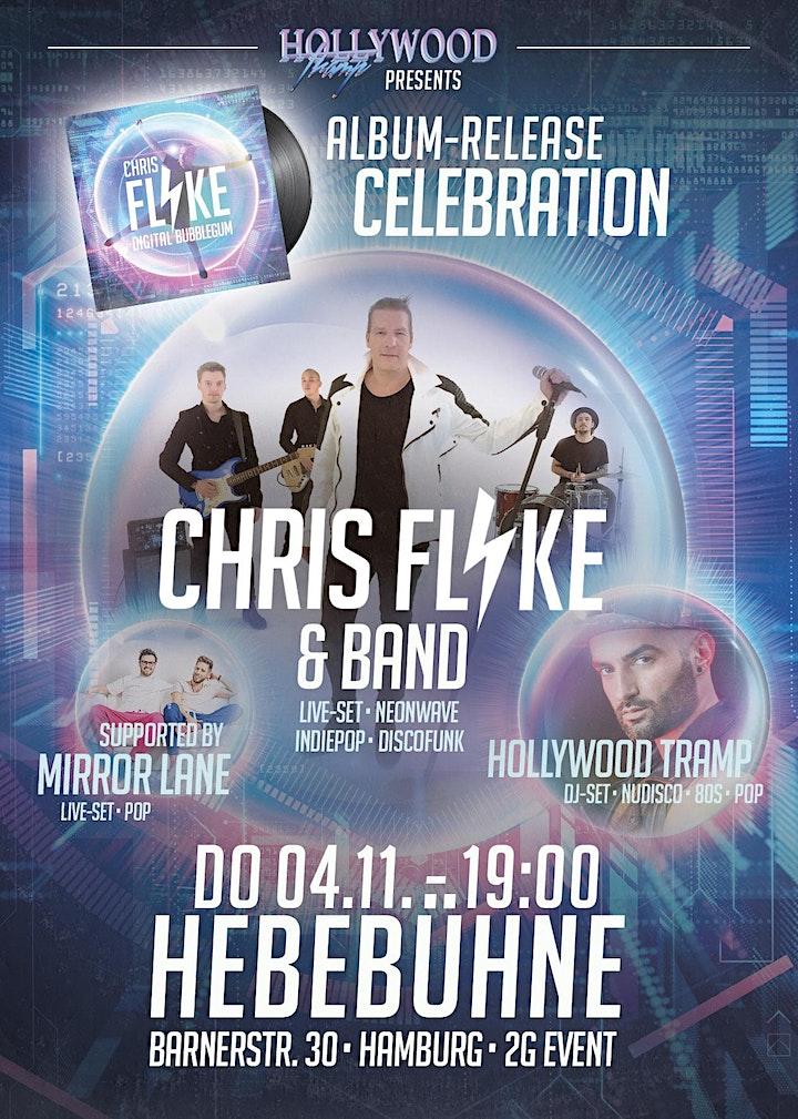 """Chris Flyke """"DIGITAL BUBBLEGUM"""" - Album Release Celebration: Bild"""