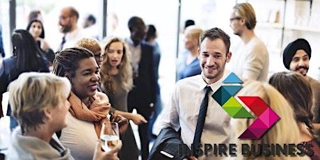 InSpire Business Network Dinnermeeting tickets