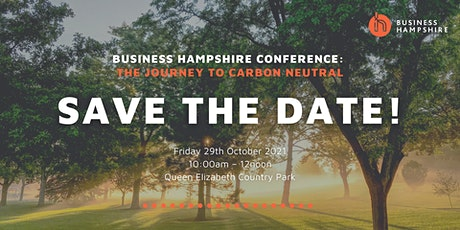 Business Hampshire Conference: The Journey to Carbon Neutral tickets