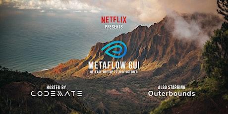 Netflix data science: Metaflow GUI pre-release meetup tickets