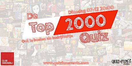 De Top 2000 Quiz | Tilburg tickets