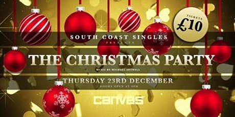 The Christmas Party - South Coast Singles tickets