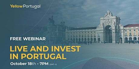 Free Webinar – Live and Invest in Portugal tickets