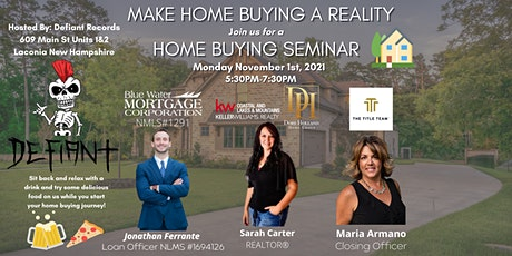 New Hampshire Home Buying Seminar   Make Home Buying a Reality tickets