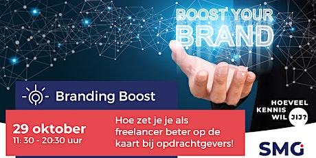 Branding Boost Dag | SMG Expert Only tickets
