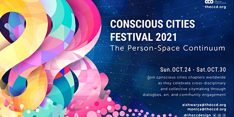 It's All About Stories for Conscious Cities Festival tickets