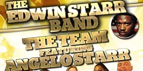 The Edwin Starr Band featuring Angelo Starr tickets