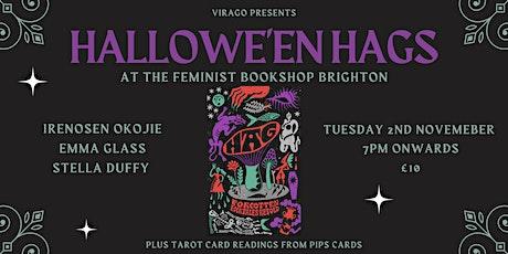 Hallowe'en Hags at The Feminist Bookshop Brighton tickets