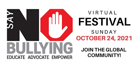 6th Annual Say NO Bullying (Virtual) Event tickets