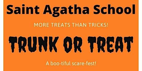 St Agatha Trunk or treat tickets
