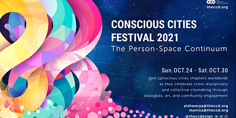 It's complicated for Conscious Cities Festival tickets