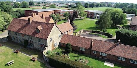 Stratford Girls' Grammar School Sixth Form Open Evening  Wed 17th Nov 2021 tickets