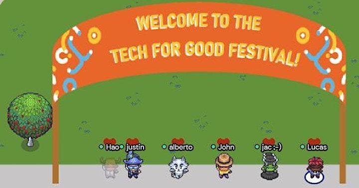 Tech For Good 2021 image