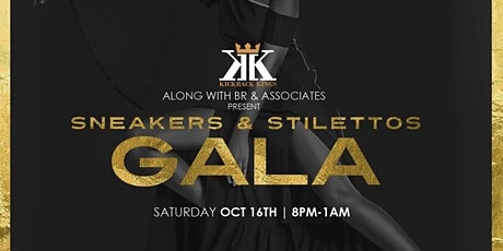 Sneakers & Stilettos Gala tickets
