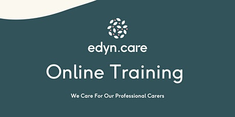 27th of October online carer induction tickets