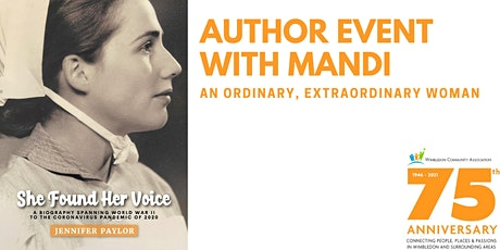 Author event with Mandi - An ordinary, extraordinary woman tickets