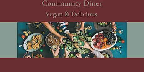 Community Diner tickets