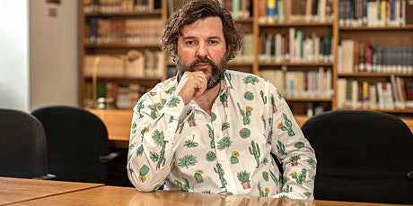 Jacobo Bergareche, el autor del momento entradas