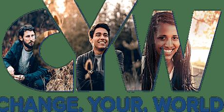 "John Maxwell's ""Change Your World""  Summit tickets"