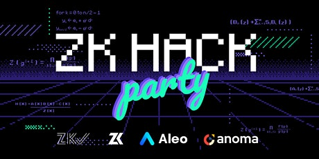 ZK Hack Kick-off Party! tickets