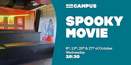 "Movie Night x ""The Texas Chain Saw Massacre"" @OurCampus tickets"