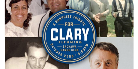 A Surprise Tribute for Clary Flemming tickets