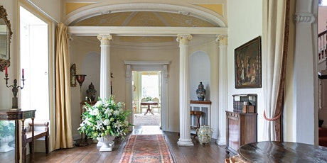 St Paul's Walden Bury - a charming small stately home. Guided tours. tickets
