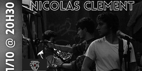 LIVE MUSIC - NICOLAS CLEMENT billets