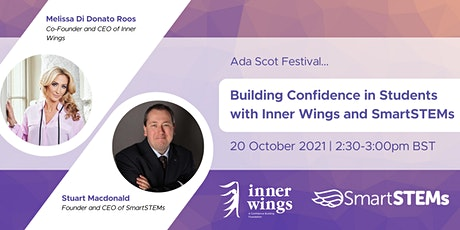 Building Confidence in Students with SmartSTEMs and Inner Wings tickets