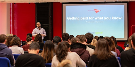 Bright Red Triangle's Freelance Academy - November 2021 tickets