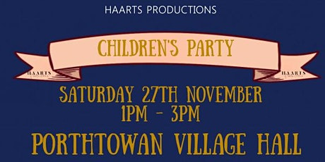 CHILDREN'S CHARACTER PARTY tickets