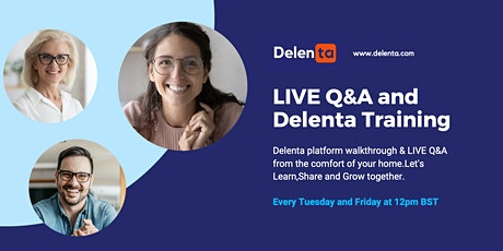 Grow Your Online Coaching Business With Delenta Tickets