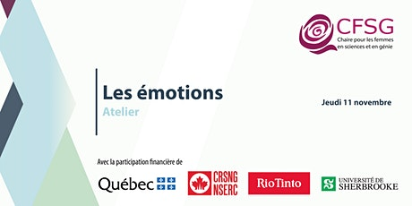 Les émotions : comment les reconnaître et les réguler? billets