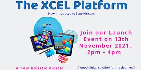 The XCEL Platform - A new holistic digital platform for  Scot-Africans tickets