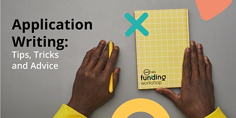 YARD Talks Funding: Application Writing, Tips, Tricks and Advice tickets