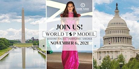 World Top Model USA-DMV tickets