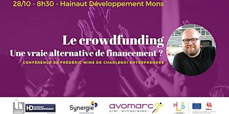 Le crowdfunding. Une vraie alternative de financement ? tickets