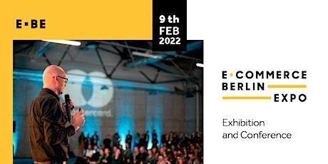 E-commerce Berlin Expo 2022 tickets