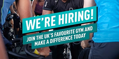 PersonalTrainer/FitnessCoach Hiring Open Day tickets