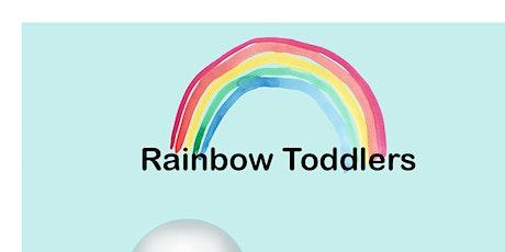 Copy of Copy of Copy of Copy of Rainbow Toddlers tickets