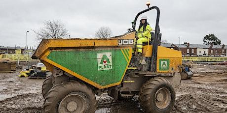 Women in Construction - Job Opportunity Fair - Wolverhampton tickets