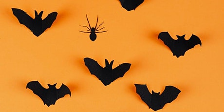 Not So Scary Halloween Adventure WED 27TH OCT 4-7pm tickets