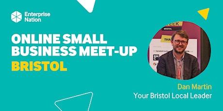 Online small business meet-up: Bristol tickets