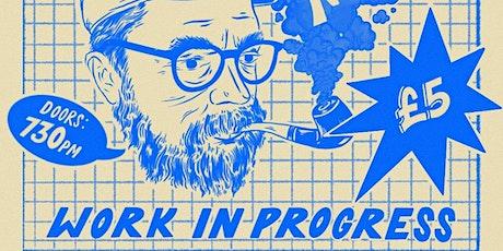 Robbie McShane: Work In Progress tickets